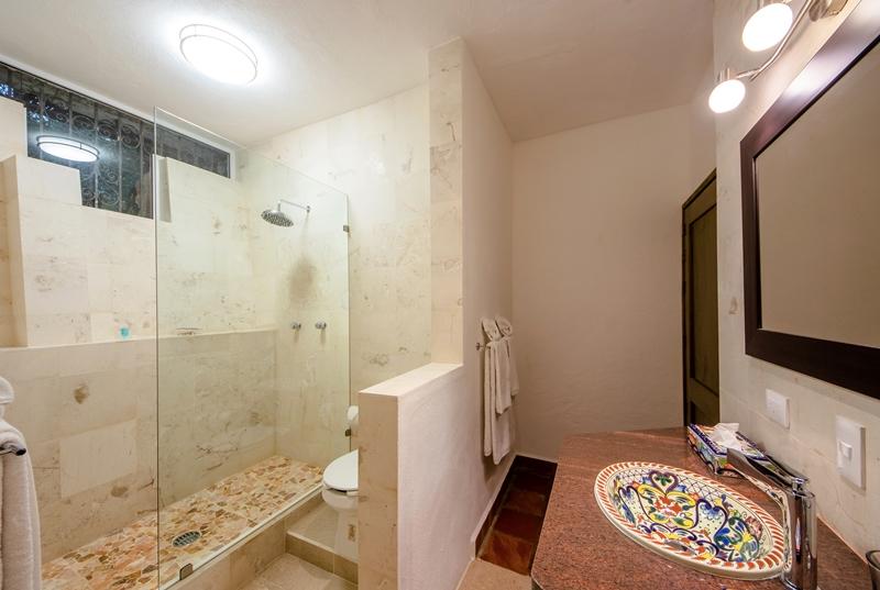 Suite 59 bathroom