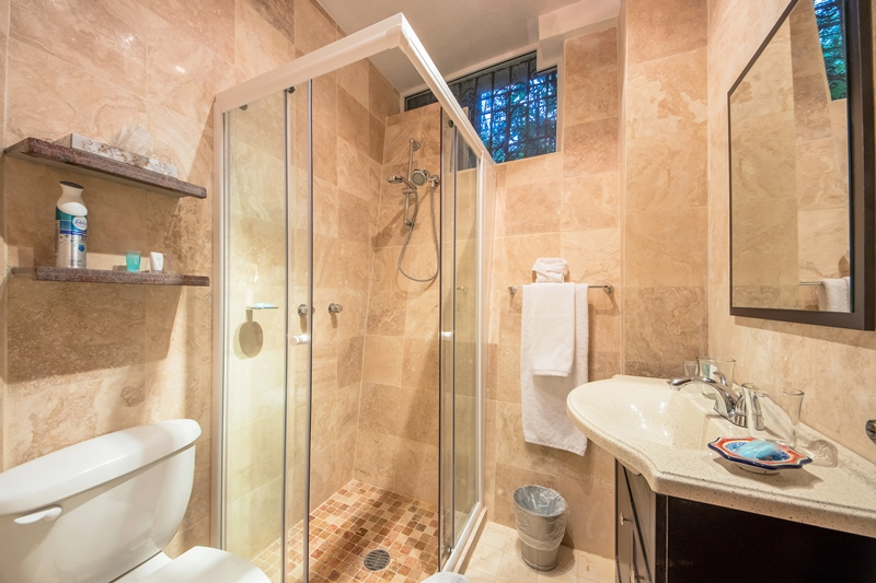 Suite 79 bathroom